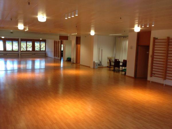 Tanz- und Bewegungsraum