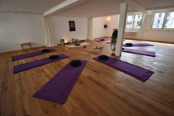 Atelier für Yoga