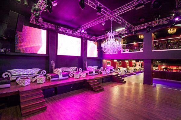 club 84 bar club lounges tanzfl che b hne. Black Bedroom Furniture Sets. Home Design Ideas