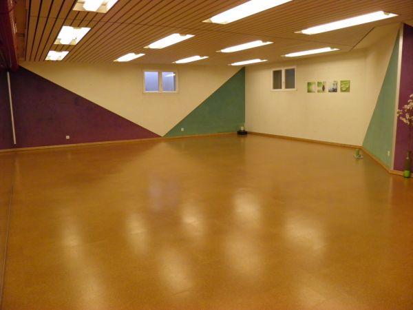 Kursraum Yogaschule