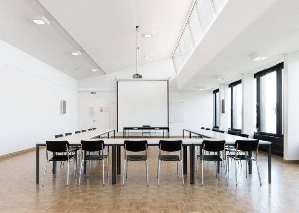 Klubschule Winterthur Seminarraume Kuche Atelier