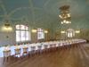 Ballsaal im Kurhaus Bergün